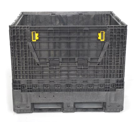 Collapsible Plastic Pallet Box Image