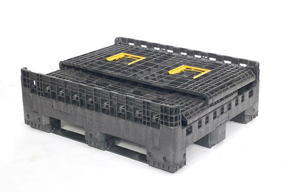 Stillage Collapsible Plastic Pallet Box