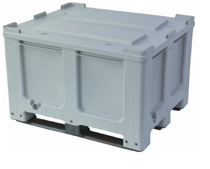 Rigid Plastic Pallet Box Image